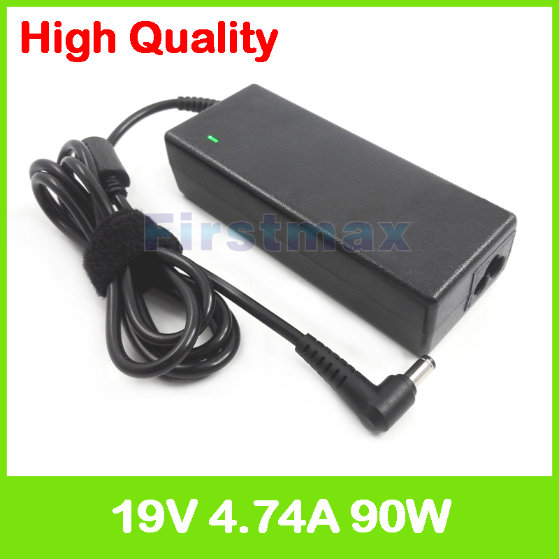 19 V 4.74A 90 W laptop charger ac power adapter para Asus X53S X53T X53U X53X X53Z X54 X54F X54H X54K X54L X54C X54X X55 X550 X550A