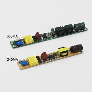 Image 3 - 9ワット14ワット18ワット25ワット30ワットledチューブドライバDC36 86V 240/380ma電源85ボルトの265ボルトlighiting変圧器0.6/0.9/1.2/1.5チューブライト