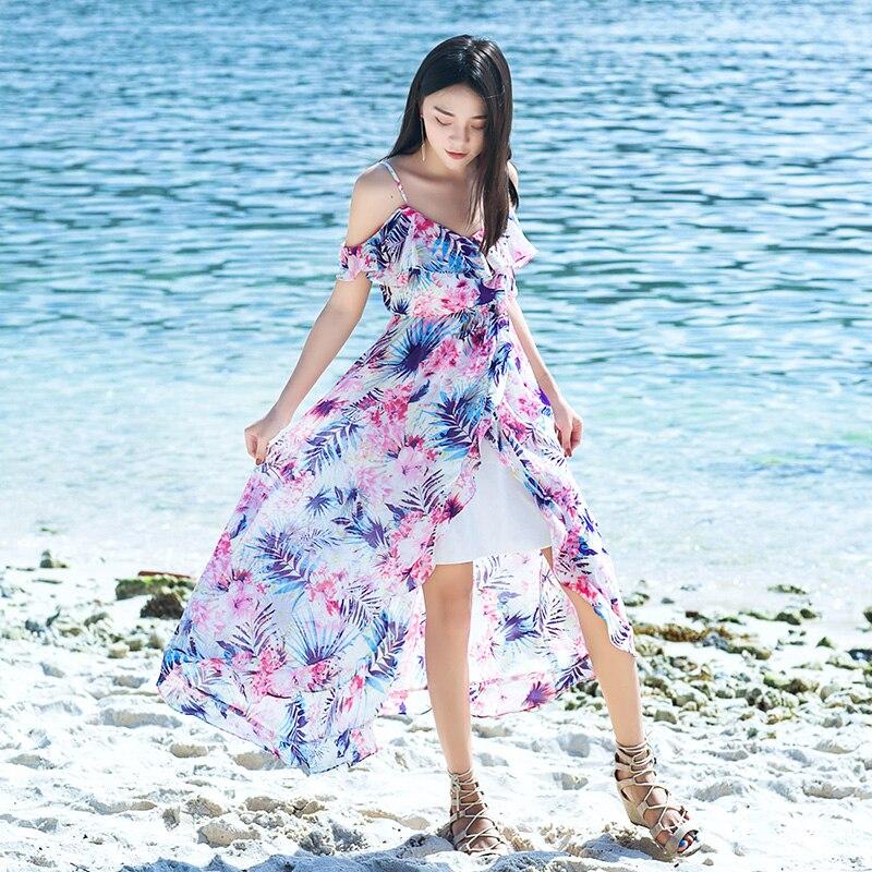 Платье на море для женщины фото