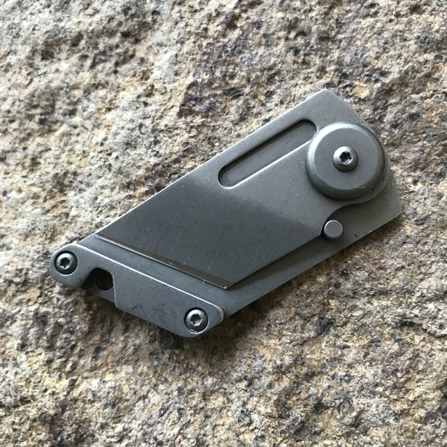 EDC GEAR stainless steel Blade Utility Multi Pocket Knife Mini Key Chain Tactical Survival Camping Outdoor Tools