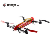 Original WLtoys V383 500 Electric 3D 2.4G 6CH ESC RC Quadcopter for RC Toys Gifts with Transmitter and 14.8V 2200mAh Batteries