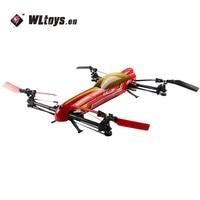 Original WLtoys V383 500 Elektrische 3D 2,4G 6CH ESC RC Quadcopter für RC Spielzeug Geschenke mit Sender und 14,8 V 2200 mAh batterien