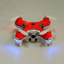 ด้านบนปั่นของเล่นอยู่ไม่สุขของเล่นนกแก้วนกของเล่นC Heersonสัตว์เลี้ยงสัตว์วัสดุ2.4กรัม4CH 6แกนLED RC Q Uadcopterกับกล้องRTF