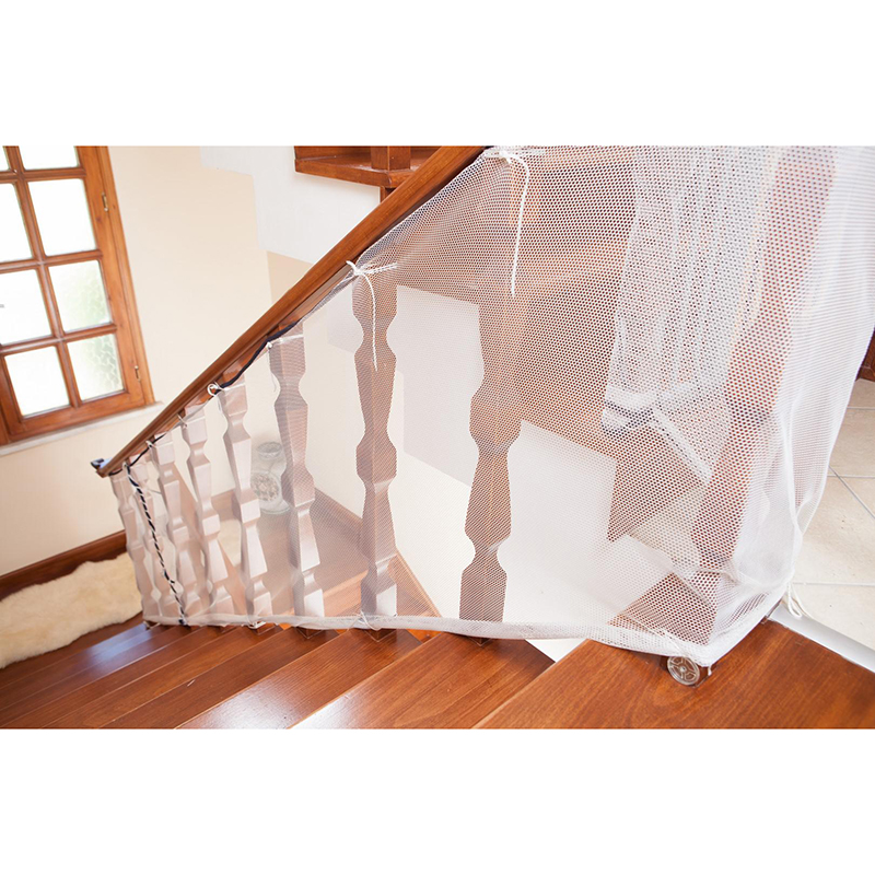 Beau Baby Kids Anti Fall Railing Stairs Balcony Safe Protecting Net Baby Safety  Fence Children Safety Products 200/300 Cm White Color In Gates U0026 Doorways  From ...