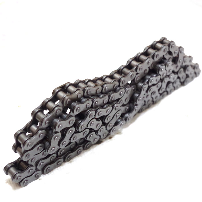 1pcs High Quality Motorcycle Chain Sets For420 428H 520 525 530chain 98 112 116 118 120 132 136  Link