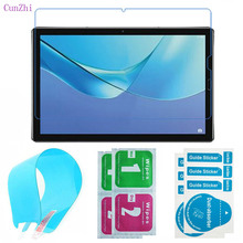 For Huawei MediaPad M5 10.8inch Tablet PC Protective film Soft TPU Nano-coated Explosion-proof Screen Protectors 2Pcs