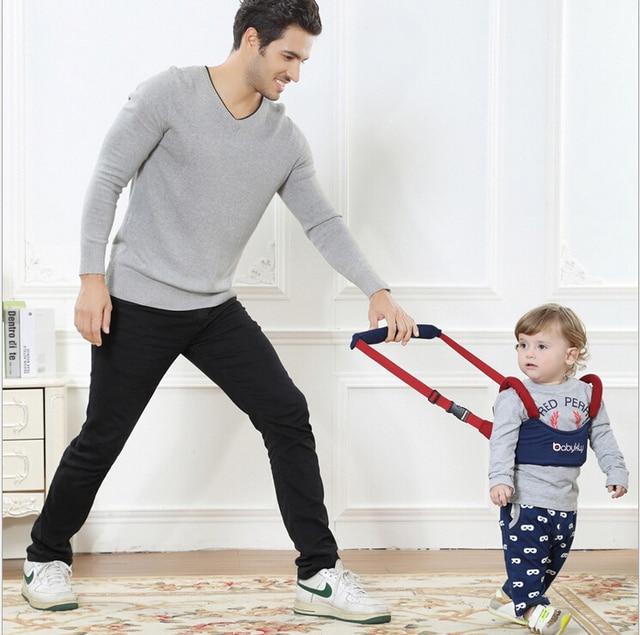 Baby Safe Walking Belt Toddler Leash Backpack For Kids Walking Baby Belt Child Safety Harness Leash Infant Baby walker