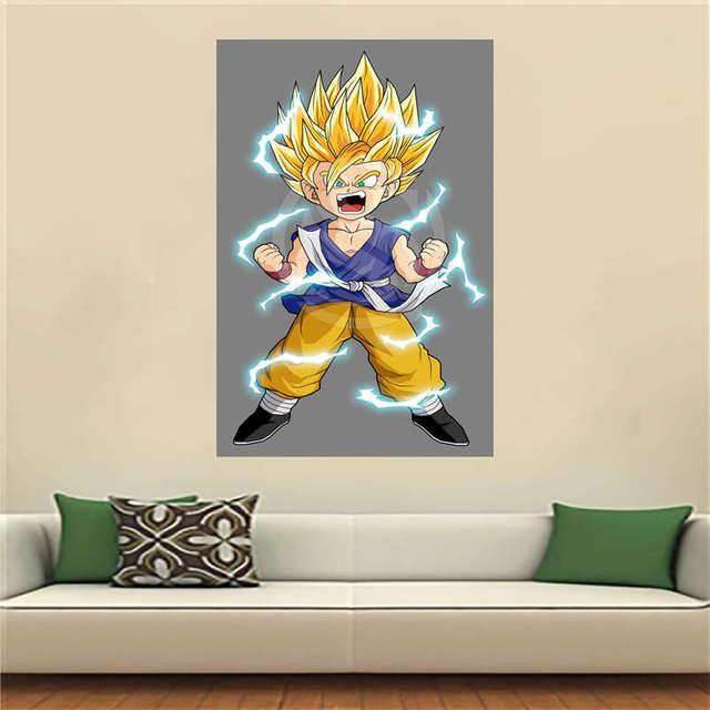 Various Beautifuls Dragon Ball Z Poster.