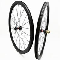 bicycle wheel 700c wheelset 50mm wheel carbon D411 412SB XD hub Disc brake pillar 1420 700c clincher tubeless