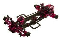 D3 CS 3R OP 1:10 RC 1/10 Drift Racing Car Frame Kit Alloy & Carbon FOR SAKURA Free Shipping