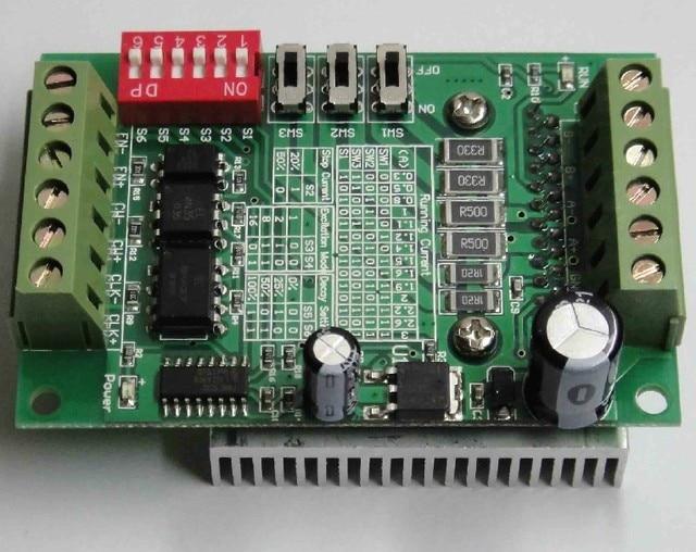 New nema 23 stepper motor drives m542 dsp work 24v 50vdc output.