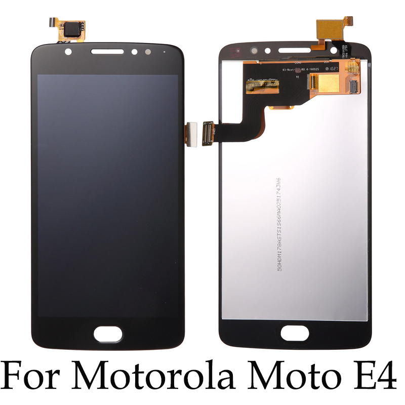 For motorola Moto E4 <font><b>LCD</b></font> Display Touch Screen Digitizer Assembly XT1766 XT1763 <font><b>XT1762</b></font> XT1772 <font><b>LCD</b></font> Screen+ Tools kit image