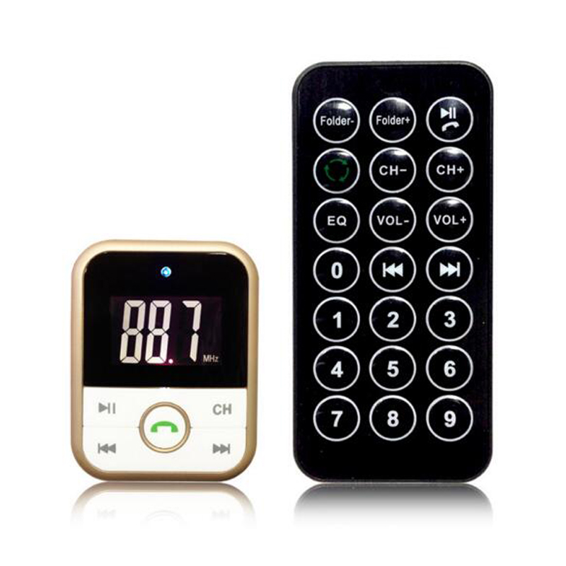 INGMAYA автомобилно зарядно USB 5V2.1A Bluetooth FM - Резервни части и аксесоари за мобилни телефони - Снимка 4