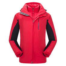 Duck Down outdoor Jacket Men Women Thermal Winter hiking Travel Mountain climbing leisure trekking jacket 2016 new Top quality