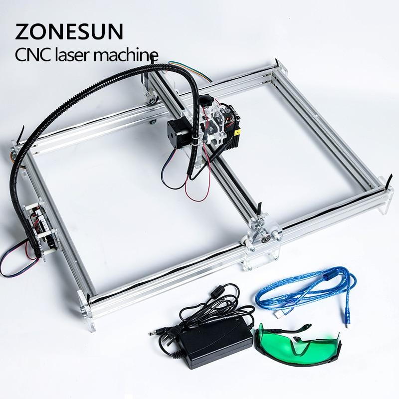 7000mW Mini desktop DIY Laser engraving engraver cutting machine ...