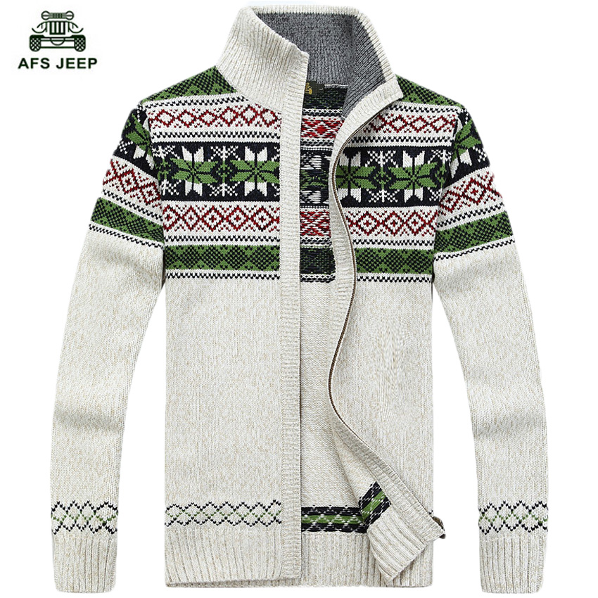 Aliexpress.com : Buy free shipping AFS JEEP mens Cardigans ...