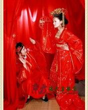 Chinese style wedding costume the wedding costume
