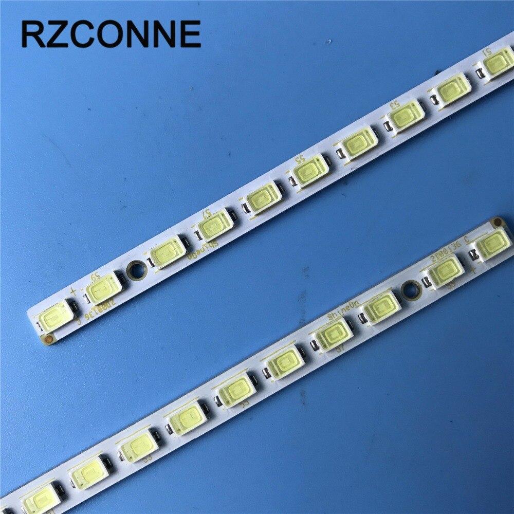 478mm LED Backlight Lamp strip 60leds For TCL 42 TV 42PFL5300 42P21FBD 74.42T13.001-0-CS1 T420HW08 42T11-06a E88441 LE42X100C