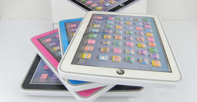 Baby Kids Touch Tablet Educational Toys Children English Early Learning Machine Shop YH-17