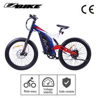 EZBIKE Electric Bike luxury 26 Tires 48V*500W Adult Electric Mountain Bicycle 7 Speed Li on Battery Folding ebike