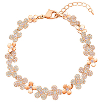 Kaliyah Gold Bracelet Swa New Female Original 1:1:1 Elegant And Romantic Bouquet Send Mother Birthday Present Girlfriend