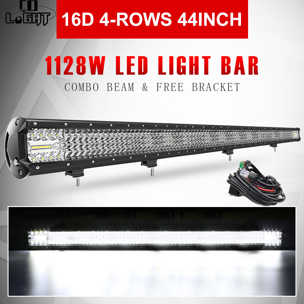 CO LIGHT 16D LED Light Bar 44