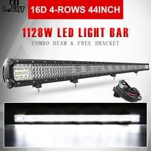 CO lumière 16D lumière LED barre 44