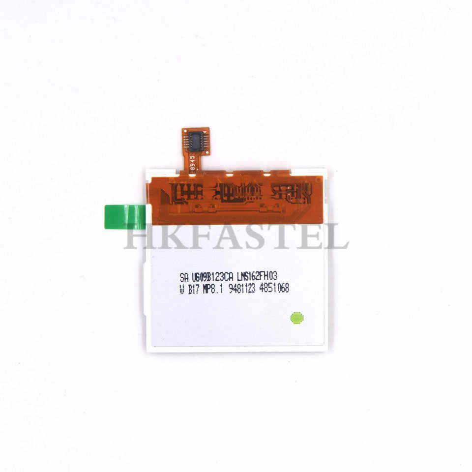 HKFASTEL شاشة LCD الأصلية محول الأرقام عرض ل نوكيا 1600 1208 1209 2310 6136 6125 إصلاح استبدال شاشة الكريستال السائل + أداة