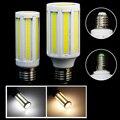 High Brightness LED COB Spot Bulb Lamps 9W/12W E14 AC85~265V White/Warm White SMD LED Horizontal Plug Lights
