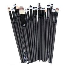 Hot Sell 20 Pcs Makeup Brushes Set Foundation Powder Eyeshadow Eyeliner Lip Cosmetic Brushes Sets & Kits Tools Maquiagem