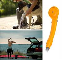 Sale 12V High Quality Portable Outdoor Camping Travel Car Pet Dog Shoes Shower Spa Wash Kit