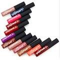 12 colores de maquillaje cosméticos lápiz labial mate impermeable lápiz labial líquido brillo de labios nude color orange pink orange hold