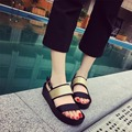 Fashion gold/silver woman summer shoes patchwork platform sandals cut out wedges sandals Roman style woman shoes