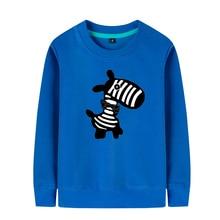 Spring Girls Sweater Children's Sweatshirts Casual Kids Velvet Tops Costume Long Sleeve T-shirt Jerseys Baby Kids Clothes Y8