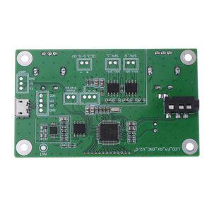 Image 5 - 1 PC 87 108MHz DSP & PLL LCD Stereo Digital FM Radio Empfänger Modul + Serielle Steuerung