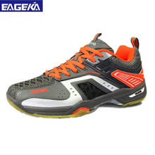 Men and women 2017 breathable lace-up Badminton spring Shoes Wear-Resistant Male Sports Platform Sneakers