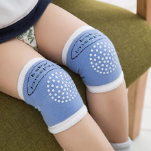 High quality Newest Creative Baby Knee Pads Crawling Anti-Slip for Unisex Toddlers Children Socks