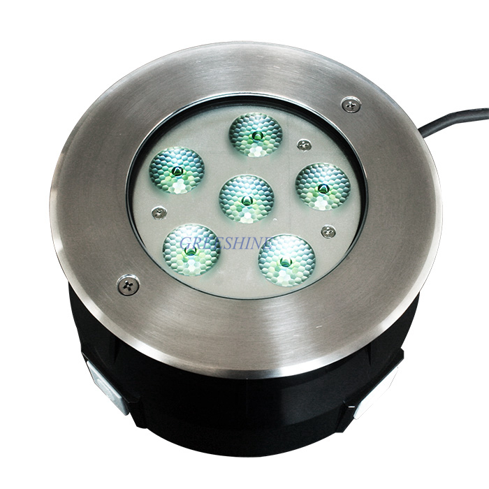 100% warranty 304 stainless steel 24V 18W Underwater LED Light RGB Pool Light White Swimming Pool LED Pond Lamp 4pcs/lot underwater lights rgb led swimming pool light 24v ip68 waterproof 27w 316 stainless steel colorful changeable fountain lamp