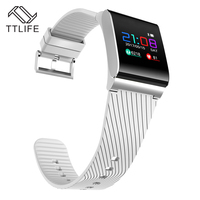 TTLIFE X9 Pro Smart Band OLED Touch Screen Wristband Sleep Heart Rate Fitness Tracker Waterproof Fitbit