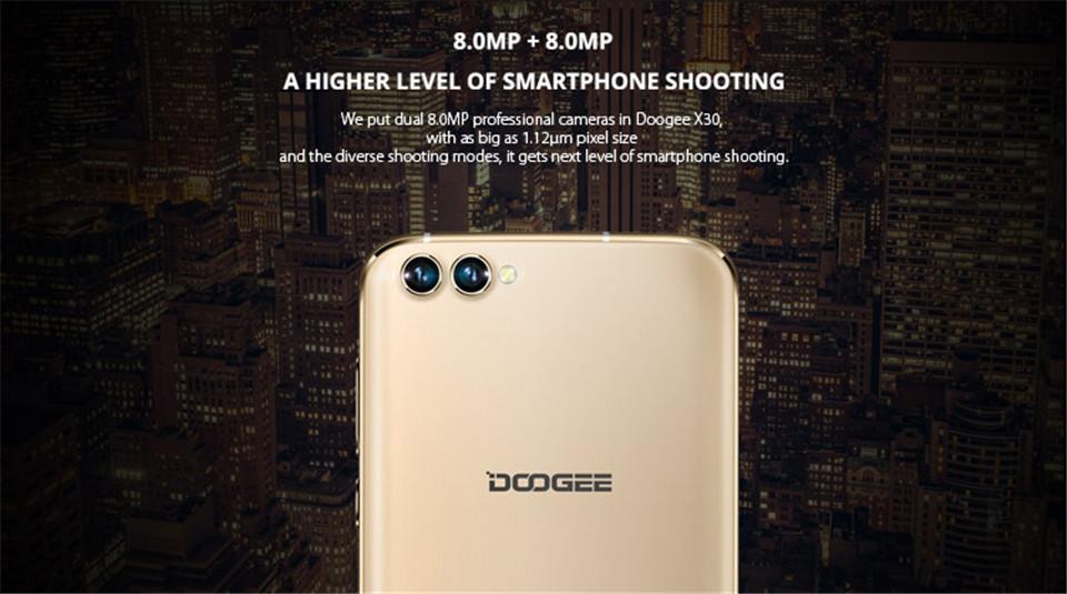 DOOGEE X30 4