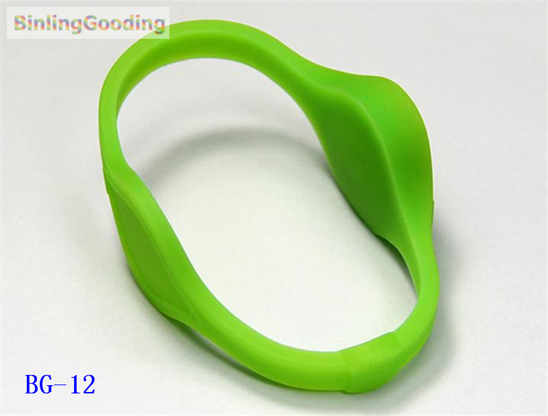 Access Control Strong-Willed Bg-12 100pcs/lot 125khz T5577/t5567/t5557 Rewritable Rfid Wristband Bracelet Copy Clone Id Card For Swimming Pool Sauna Room Gym Access Control Cards