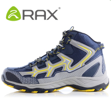 RAX Mountain Climbing Shoes Men Waterproof Hiking Shoes Men Lightweight Walking Shoes Outdoor Sports Trekking 33-5B117