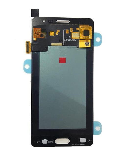 الأصلي شاشات LCD لسامسونج غالاكسي J3PRO J3110 شاشة الكريستال السائل شاشة مجموعة رقمنة اللمس + أدوات أجزاء LCD شاشة