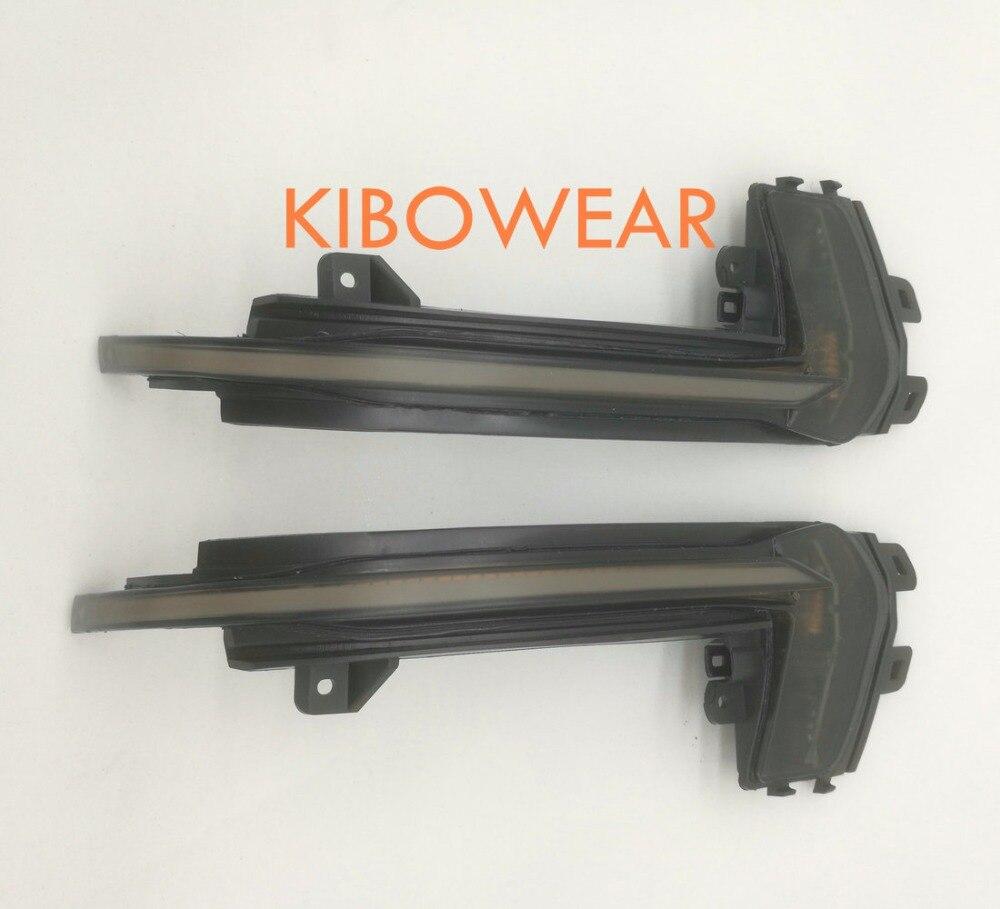 Kibowear for Audi A4 A5 S5 B8 5 RS5 RS4 Dynamic Scroll LED Turn Signal light