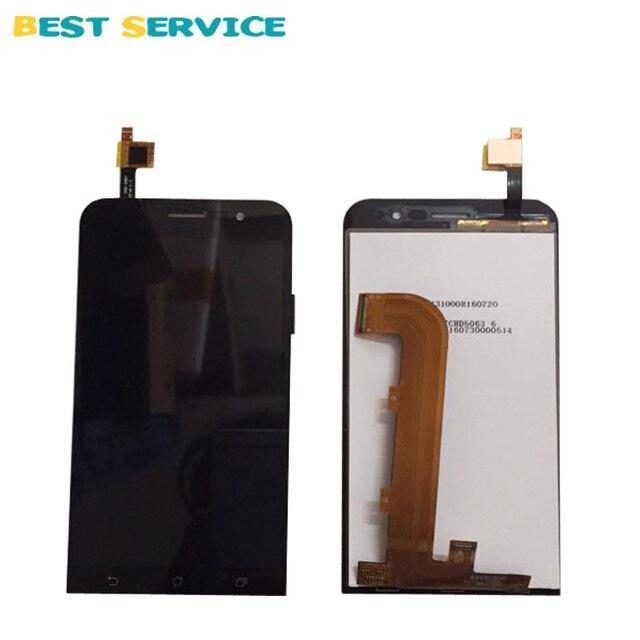 Asus Zenfone 5 行く zc500tg zb500kl zc451tg zb500kg zb452kg zb551kl zb552kl Lcd スクリーンディスプレイタッチデジタイザーアセンブリ