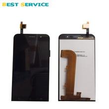 ЖК экран для Asus Zenfone Go zc500tg zb500kl zc451tg zb500кг zb452кг zb551kl zb552kl, сенсорный экран с цифровым преобразователем в сборе