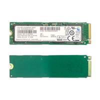 Samsung SSD m2 PM961 M.2 2280 NVME 128GB 256G 512G 1TB PCIE Solid state Drive M2 SSD Internal State Drive Free Shipping