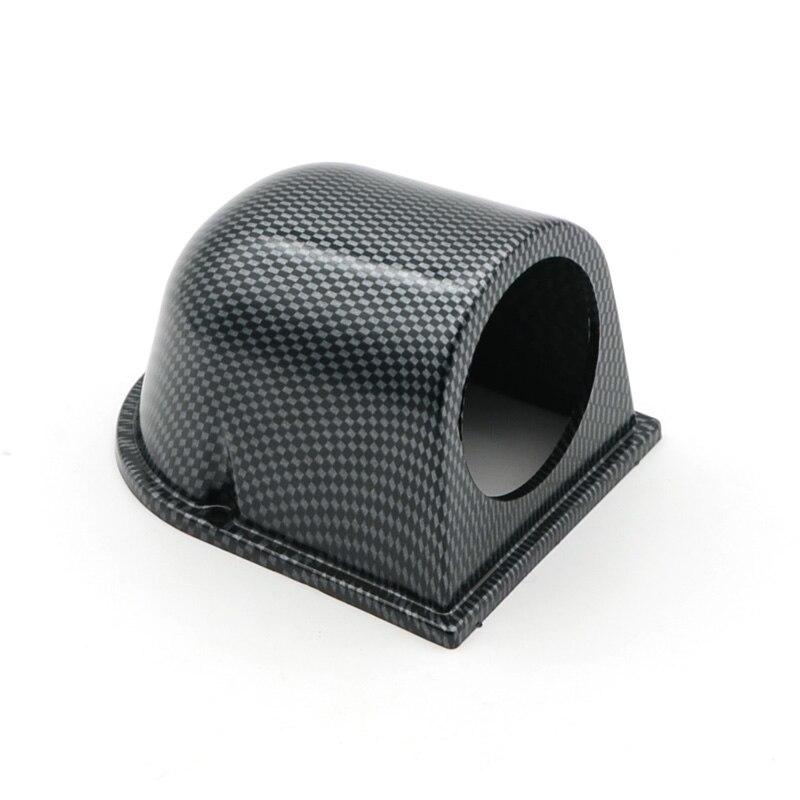 Универсальный карбоновый 2-дюймовый 52 мм одинарный держатель для манометра