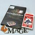 Alcatraz caja con truco by Mickael Chatelain / calle de cerca tarjeta profesional productos trucos de magia / envío gratis