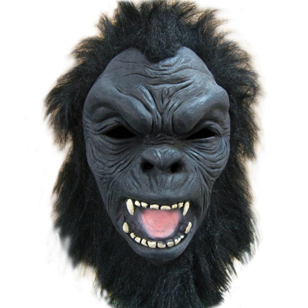 Aliexpress.com : Buy Halloween Mask Party Masquerade Latex Creepy ...